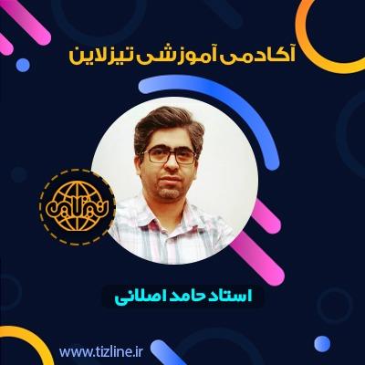 استاد حامد اصلانی